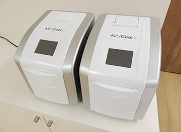 ヘモグロビン分析装置